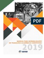 Manual Normalizacao Trabalhos Acadêmicos 2019