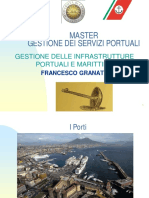 GESEP Infrastrutture - Porti e Infrastrutture Esterne