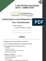Tema 1_Electricidad BáSica