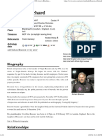 Astro-Databank Richard Branson