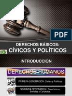 Derechos Civiles Politicos