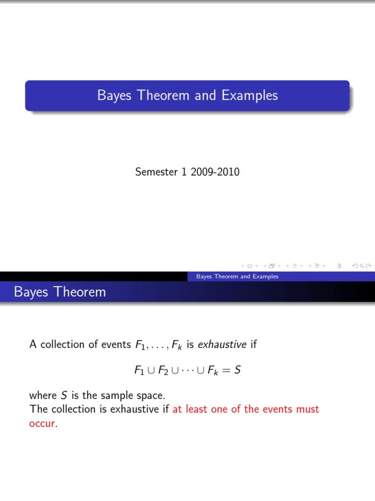Probability Bayes Theorem   Corrosion   Mathematical Analysis