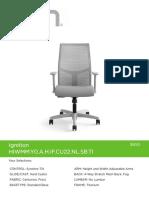 Task Chair - HON