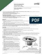 9726 Instruction Sheet EnFrSp