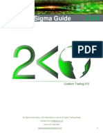 2018 Lean and Six Sigma Training Guide