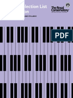 Piano Popular Selections 2015