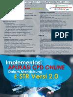 [Makalah] Implementasi Aplikasi CPD Online Dalam Mendukung E-STR Versi 2.0.pdf