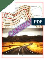 3. Diseño de Curvas Horizontales en El Eje Del Camino en Planta