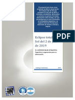 Paolantonio Eclipse Total de Sol Del 2 de Julio 2019