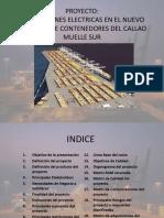 Presentación Final Taller de Gestión de Proyectos - Muelle Sur