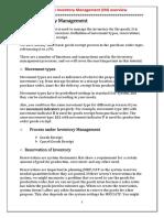 HANA Extended Warehouse Management (EWM) - Overview