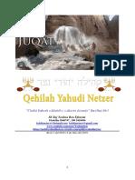 Parashat Juqát # 39 Adul 6019