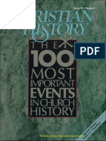 Christian History Magazine - 100 Most Important Events in Church History.pdf