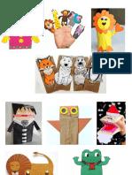 Design of Paper Puppet