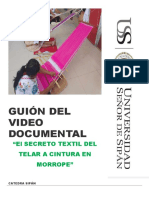 GUION DEL VIDEO DOCUMENTAL.docx