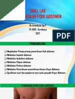 PEMERIKSAAN FISIK ABDOMEN 2017.pptx