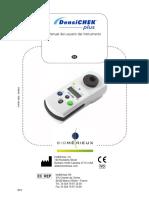 User Manual - 514797-1ES2 - DensiCHEK Plus Instrument - VITEK 2 Systems