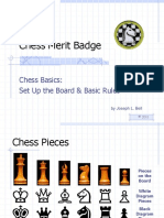 03 Presentation -- Chess Setup and Basic Rules