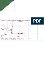 Plano La Hortaliza Distribución.-model