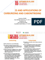 GUANI Carburizing  carbonitriding