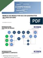 Manejo de Riesgo Por SCC-En Gasoductos-Un Caso Estudio