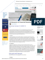 10 Elements of Financial Statements - Accounting.answers