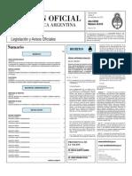 Boletin Oficial 02-11-10 - Primera Seccion