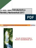 18.06.26_taller Revit y Navisworks