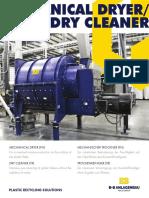 B+B leaflet Mechanical dryer