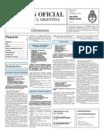 Boletin Oficial 05-11-10 - Tercera Seccion