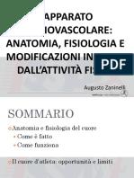 Issa Corso Cft Programmazione Attivita Cardio Augusto Zaninelli