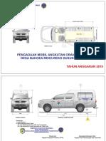 Gambar Mobil Angkutan Double Cabin
