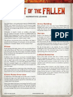 Feast of the Fallen Rules 2017