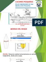 Clase 4 Estruct y Equip de Embarc Pesq Principales Dimensiones