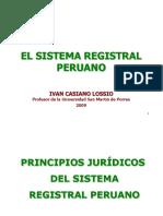 Principios Juridicos del Sistema Registral Peruano.ppt