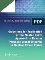 (98)  - Master Curve Appr to Reactor Pressure Vessel Integ in Nucl Powerplants (IAEA TRS-429). launch (2005).pdf