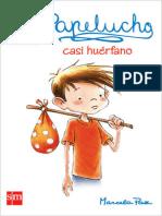 Paz Marcela - Papelucho 02 - Papelucho Casi Huerfano