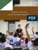 Apuntes Para Una Nueva Reforma Educativa (Mx 2019)