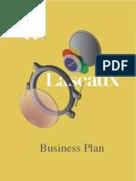 Lascaux Business Plan (Edited)
