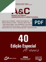 Angela Costadello - Aportes Para Um Ideário Brasileiro de Gestão Pública - A Função Do Controle Externo