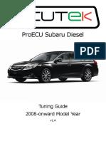 Subaru Diesel - Tuning