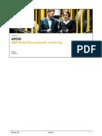 ARIBA Invoicing AR530