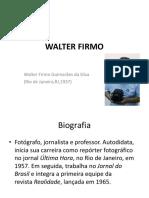 Walter Firmo