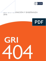 Spanish Gri 404 Training and Education 2016
