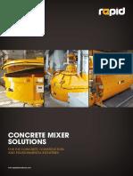 PM-RAP-87 Rapid Concrete Mixer Brochure 2016_low_res