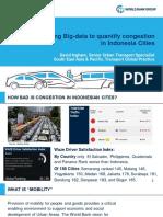 20190523 Quantifing Mobility in Indonesian Metro Areas
