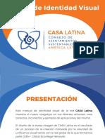 Manual de Identidad Visual CASA Latina