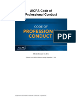 AICPA_Code of Professional Conduct_2018