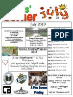 7. July 2019 Kids Corner