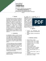Calibracion Termometro de Diodo